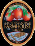 J.K.'s Solstice Hard Cider Beer