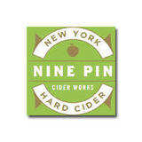 Nine Pin New York State Cider Beer