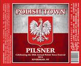 Long Ireland Polish Pilsner beer