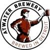 Atwater Vanilla Java Porter Nitro beer Label Full Size