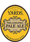 Yards Chinook Dry Hopped Philadelphia Pale Ale beer Label Full Size