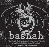 BrewDog Stone Bashah beer