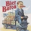 Warped Wing Bier Baron Bavarian IPA beer Label Full Size