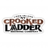 Crooked Ladder Belgian Rye Pale Ale beer Label Full Size