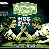 Neshaminy Creek HBS Stout beer