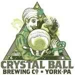 Crystal Ball Coconut Porter Beer