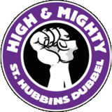 High & Mighty St. Hubbins Abbey beer
