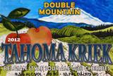 Double Mountain Tahoma Kriek beer