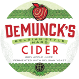 Southern Tier Demunck's Cider beer
