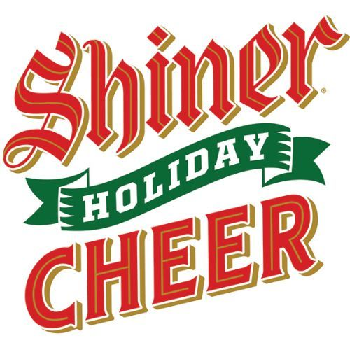 Shiner Holiday Cheer beer Label Full Size