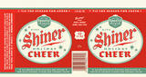 Shiner Holiday Cheer Beer