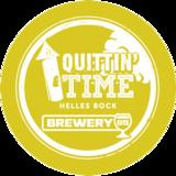 Brewery 85 Quittin Time Helles Bock beer