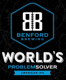 Benford World's Problem Solver beer