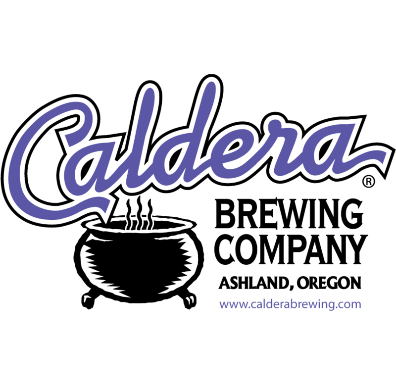 Caldera Toasted Coconut Chocolate Porter beer Label Full Size