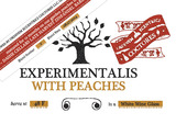 OEC Experimentalis With Peaches (Dashe Cellars Late Harvest Zinfandel Barrel) beer