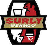 Surly Darkness beer Label Full Size