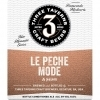 Three Taverns Le Peche Mode beer