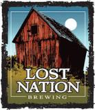 Lost Nation Lost Galaxy Beer