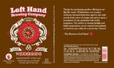 Left Hand Widdershins Oak Aged beer