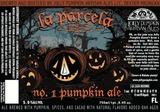 Jolly Pumpkin No. 1 Pumpkin beer