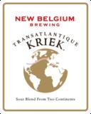 New Belgium Transatlantique Kriek beer