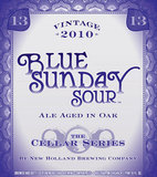 New Holland Blue Sunday Beer