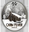 New Holland Cabin Fever beer Label Full Size