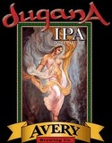 Avery Dugana Double IPA Beer