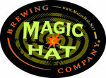 Magic Hat Heart of Darkness beer Label Full Size