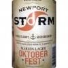Newport Storm Oktoberfest Beer