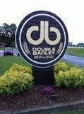 Double Barley Richards Black Eye beer