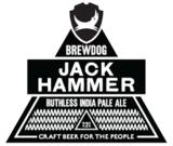 BrewDog Jack Hammer beer