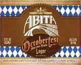 Abita Oktoberfest beer Label Full Size