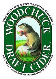 Vermont Hard Woodchuck Cider beer Label Full Size