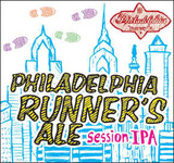 Philadelphia Runners Ale beer