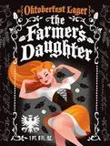 Grimm Brothers The Farmer's Daughter Oktoberfest Lager Beer