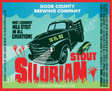 Door County Silurian Stout Beer