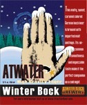 Atwater Winter Bock beer