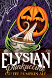 Elysian Punkuccino Coffee Pumpkin Beer