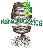Naked Aigre Canon - Peach beer Label Full Size