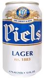 Piels Lager beer