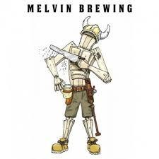Melvin Hubert beer Label Full Size