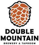 Double Mountain Black Irish Stout Nitro beer