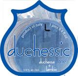 Birra Del Borgo Duchessic Beer