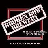 Broken Bow Parson's Glebe Pale Ale beer