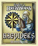 Fegley's Bagpiper's Scotch Ale Beer