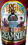 Virgels Black Cherry Soda Beer