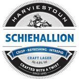 Harviestoun Schiehallion beer