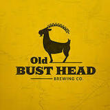 Old Bust Head Gold Cup Russian Imperial Stout Nitro Beer