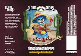 Clown Shoes Sombrero Chile Beer